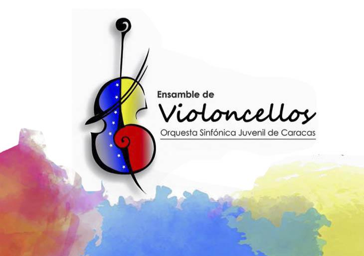 El Ensamble de Violoncellos de la Juvenil de Caracas debuta en la Sala Fedora Alemán