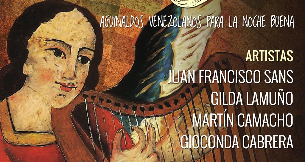 """""""Nació el Redentor"""", una velada musical llena de aguinaldos venezolanos"""