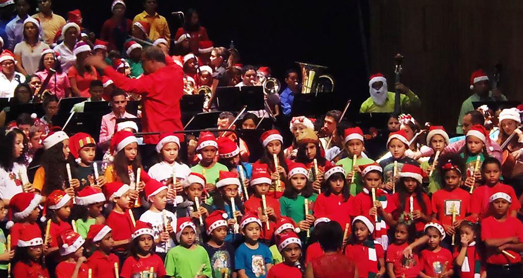 Orquesta Sinfónica de Falcón presenta conciertos navideños
