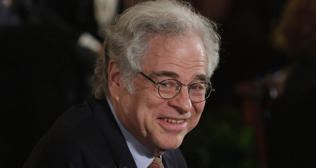 """El violinista Itzhak Perlman es galardonado con el premio """"Génesis"""" 2016"""