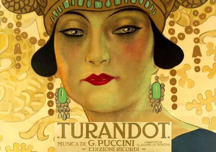 Turandot y los enigmas de la princesa