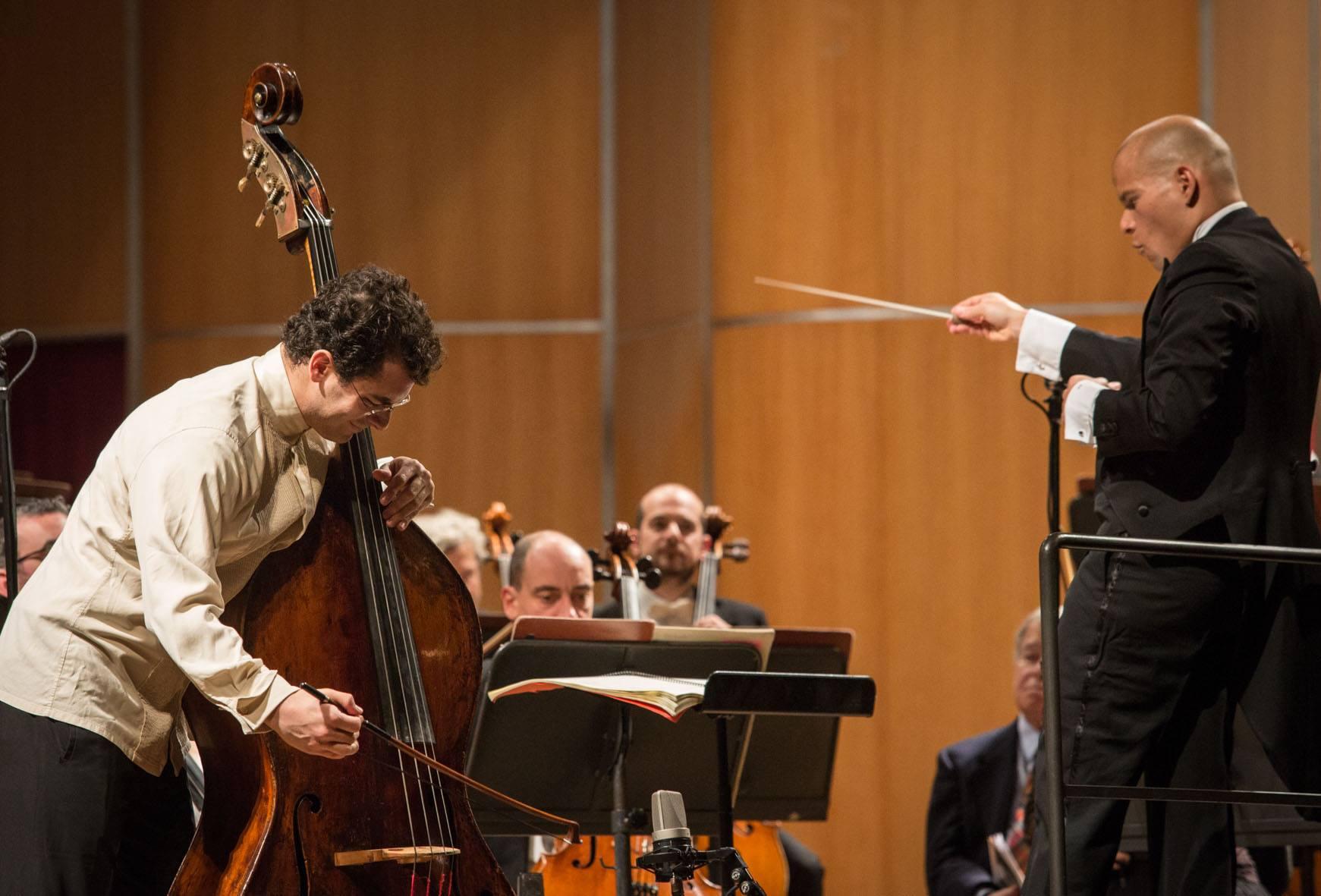 Los venezolanos Dietrich Paredes y Edicson Ruiz se presentan junto a la Orquesta de la Toscana de Florencia