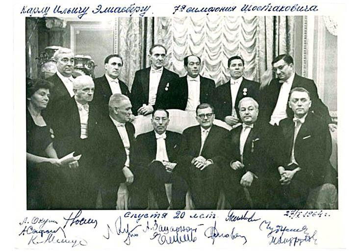 La hambrienta orquesta que desafió a Hitler y tocó una sinfonía durante el asedio a Leningrado