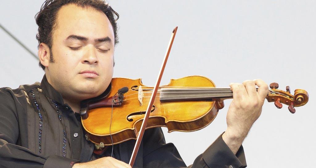 La conquista de un violinista venezolano en Europa: El zuliano Alexis Cárdenas