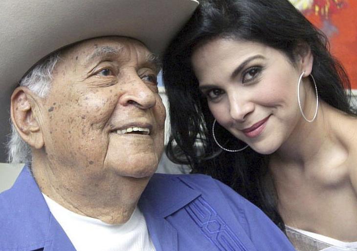 El Maestro Juan Vicente Torrealba a sus 99 años regresa en la voz de su nieta Annaé