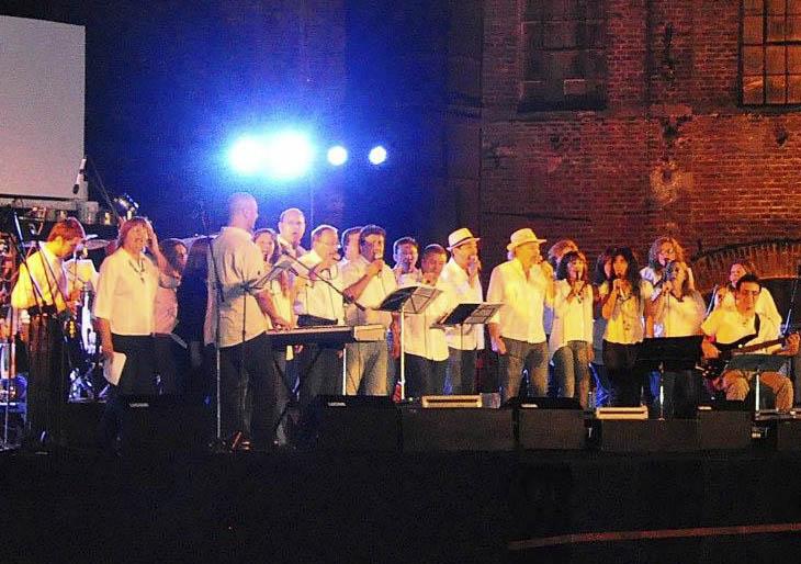 La Agrupación Argentina Coral Cantares se presenta en UNEARTE