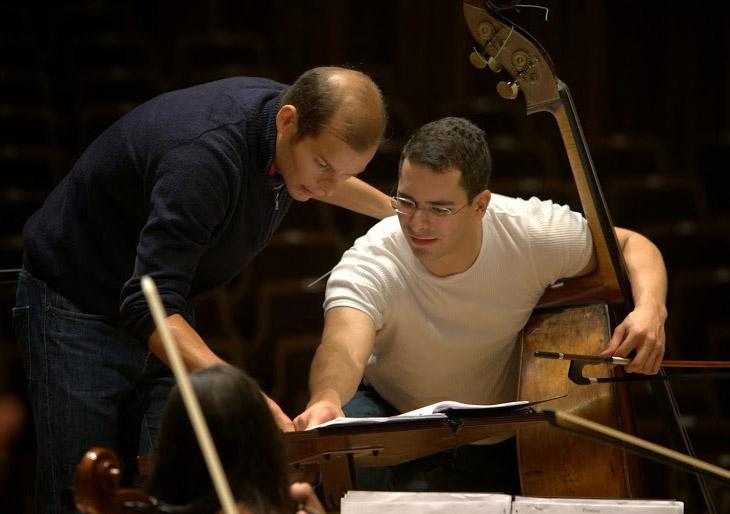 Los venezolanos Dietrich Paredes y Edicson Ruizse presentan junto a la Orquesta de la Toscana de Florencia