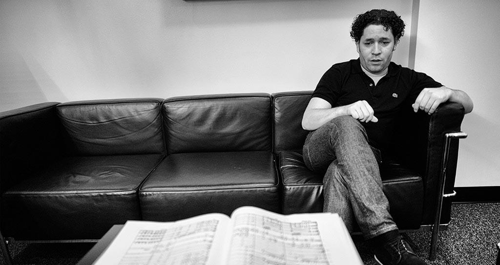 Según la consultora Backtrack: Gustavo Dudamel de cuarto entre los directores con mas demanda