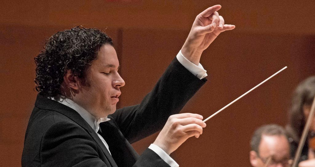 Designan a Gustavo Dudamel para dirigir en Viena el concierto de Año Nuevo en 2017