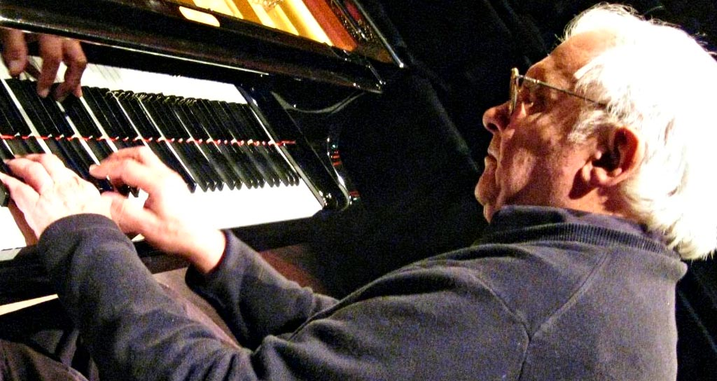 Adiós al pianista de jazz Paul Bley