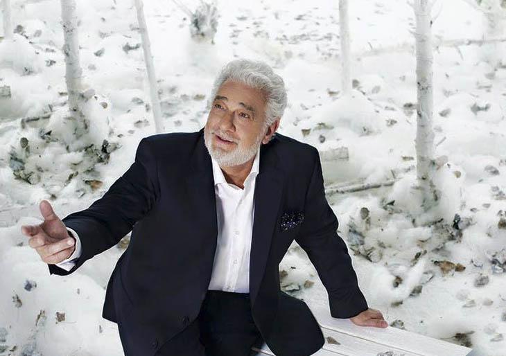 Plácido Domingo festejará sus 75 años en Uruguay