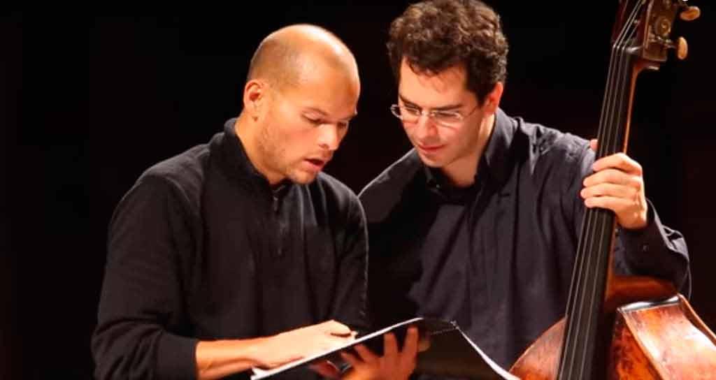 Edicson Ruiz interpreta el Divertimento para Contrabajo y orquesta de Nino Rota