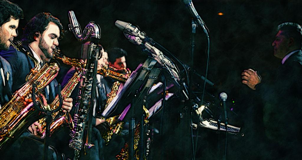 La Simón Bolívar Big Band Jazz celebra los 41 años de El Sistema al ritmo del jazz