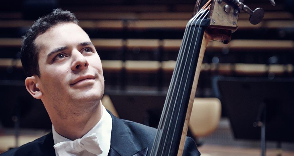Edicson Ruiz comienza 2016 con la Orquesta Sinfónica de Londres