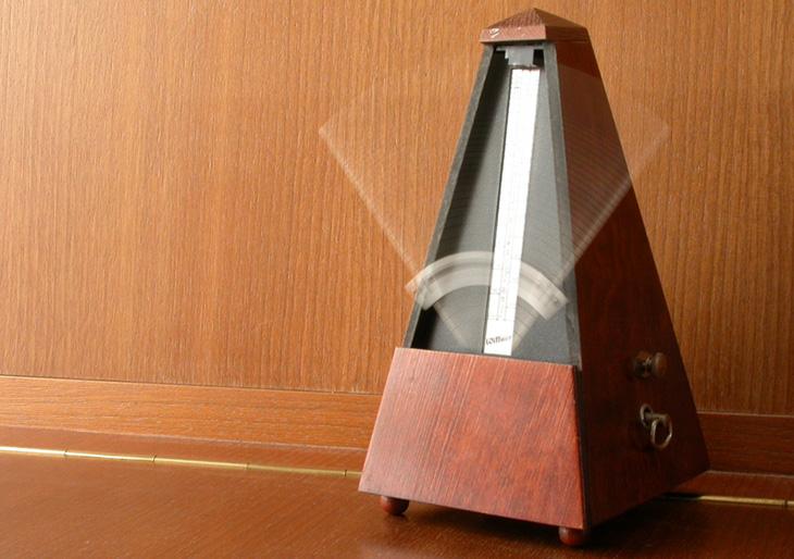 El metrónomo: ¿ayuda o tortura en el estudio de un instrumento?