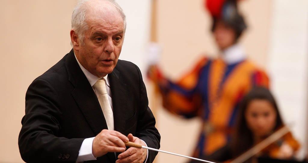 Daniel Barenboim presentará a Bruckner en el Carnegie Hall