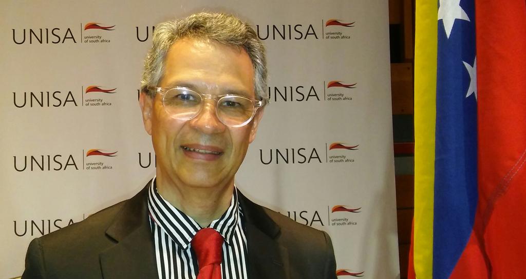 David Ascanio jurado en la 13a. edición del Concurso Internacional de Piano UNISA en Sudáfrica