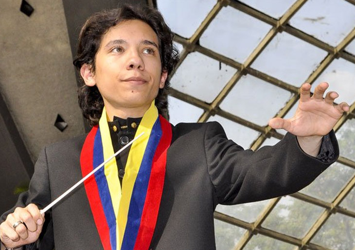 Enluis Montes Olivar dirige la Sinfónica de Lara