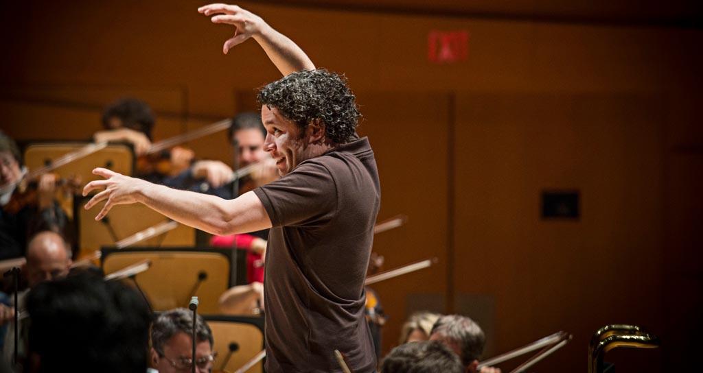 La Filarmónica anuncia nueva temporada con un Gustavo Dudamel imparable