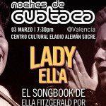 Marianne Malí encarnará a la primera dama del jazz en  Lady Ella: El Songbook de Ella Fitzgerald