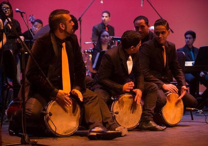 Orquesta Afrovenezolana Simón Bolívar celebra junto a Conexión Cultural Cantv