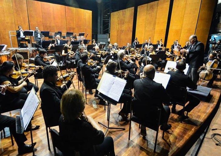Saglimbeni tomará la batuta para el primer concierto de la Sinfónica de UNCuyo