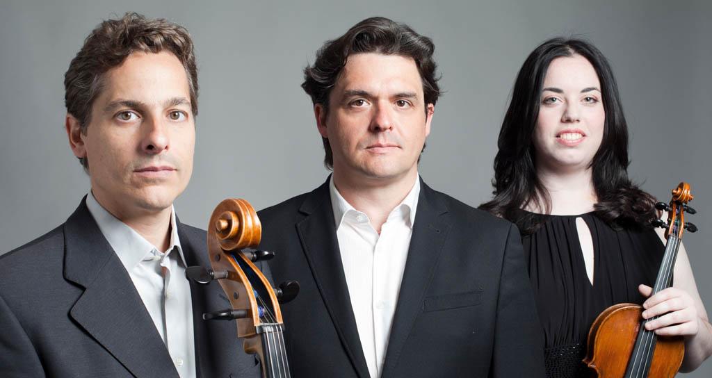 Trío Arbós: «Un repertorio tradicional hay que tocarlo muy bien»