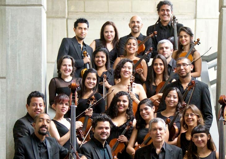 La Orquesta Barroca Simón Bolívar celebra su primer aniversario junto a Michael Form