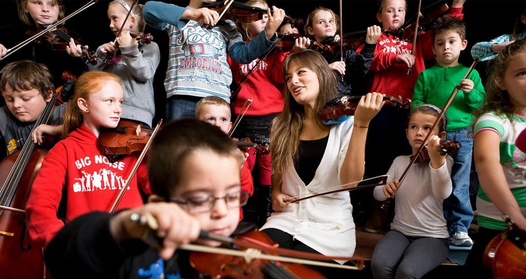 Big Noise Youth Orchestra: una oda a la alegría de nuestra juventud musical