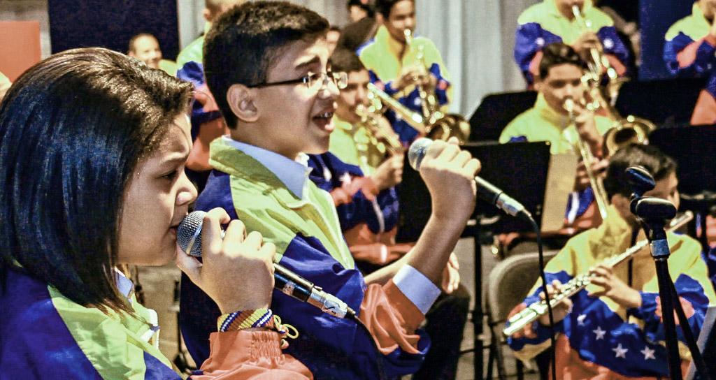 Orquesta Latino Caribeña Infantil Simón Bolívar pondrá ritmo y sabor en Cantv