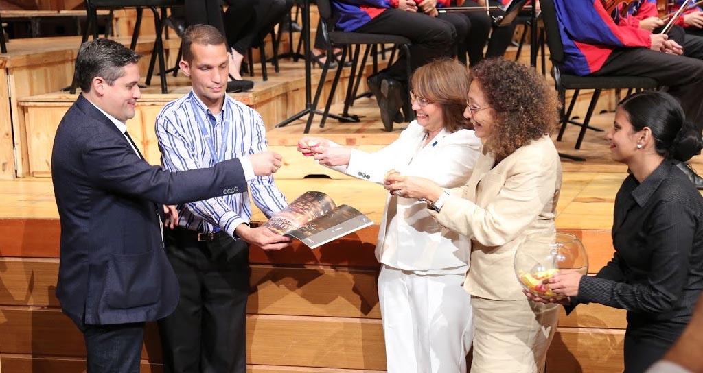 El Sistema promueve la inclusión social y la cultura de paz