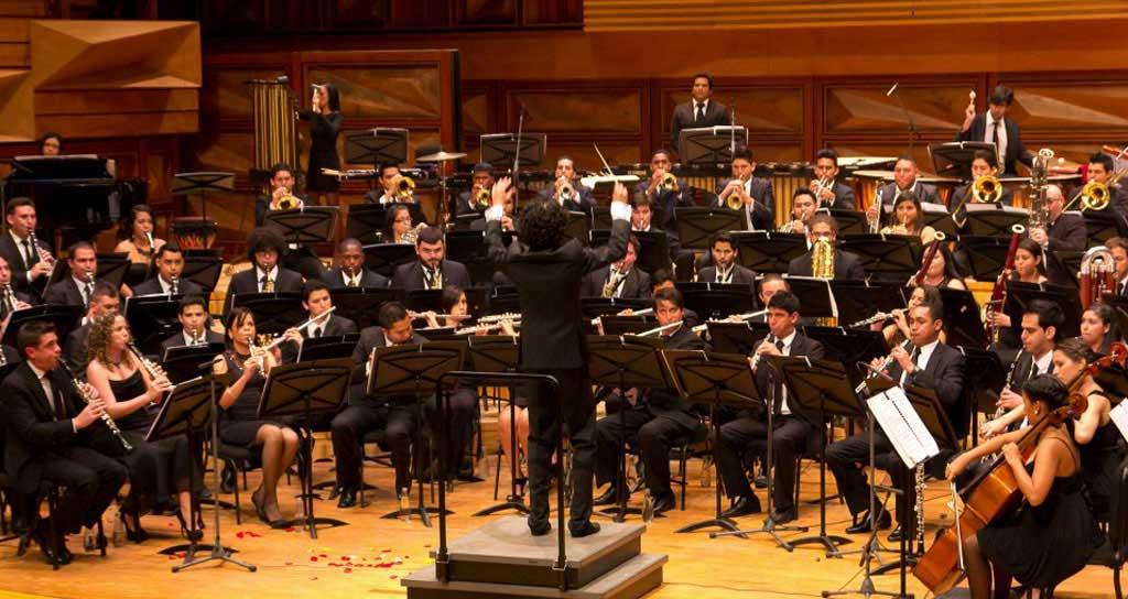Banda Sinfónica Juvenil Simón Bolívar revive la música de William Goldstein