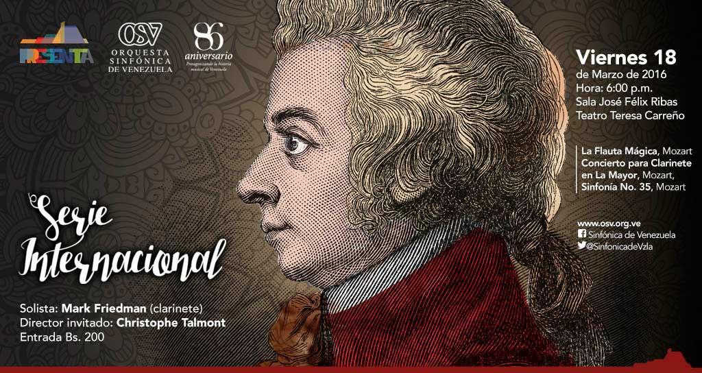 La Orquesta Sinfónica de Venezuela ofrecerá una Serie Internacional colmada de magia, pasión y fuerza