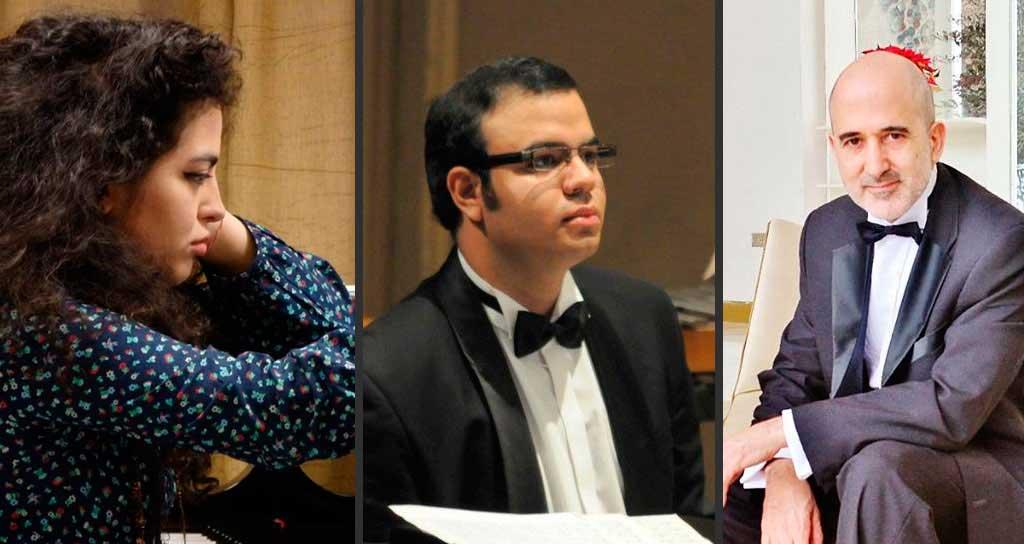 """""""Ciclo de Pianistas"""" en la Escuela de Música Mozarteum Caracas"""