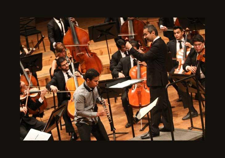 Con un concierto clásico y fresco la Ossbv le dio la bienvenida a la Semana Santa