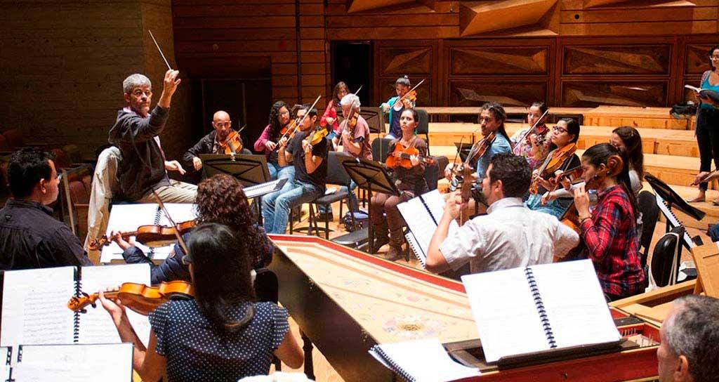 El Centro Nacional de Acción Social por la Música ofrece una ruta sonora de lo moderno a lo antiguo