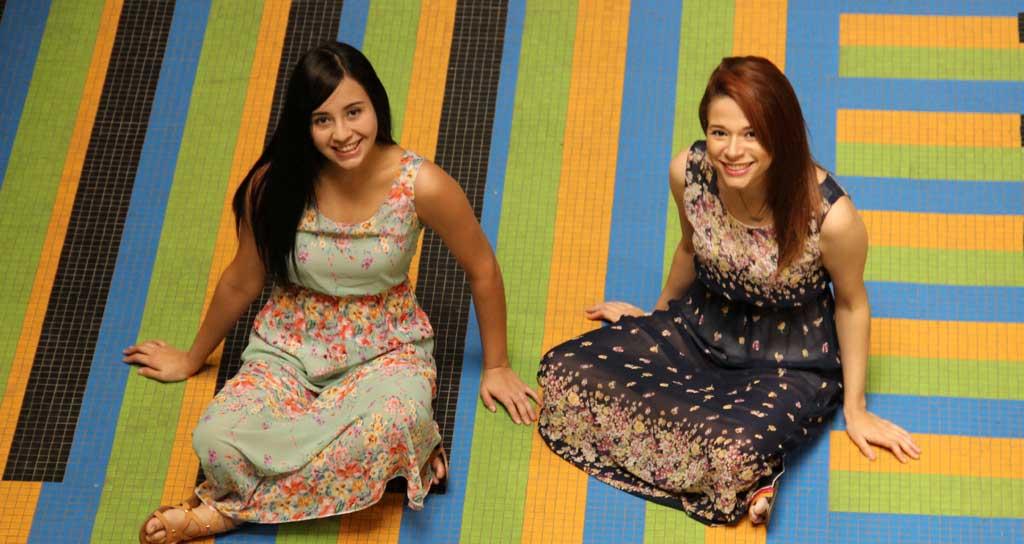 Ileana González y Leonelys Sánchez se presentan en la Sala de Conciertos de UNEARTE
