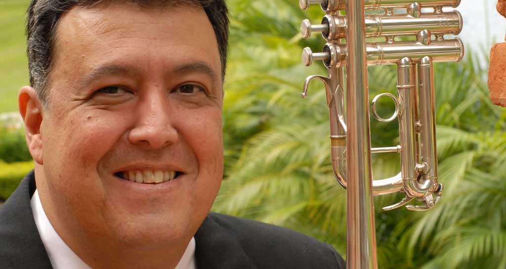 La trompeta de Eduardo Manzanilla sonará en el Centro Cultural Chacao