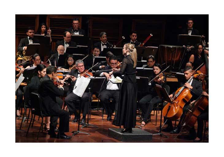 La Sinfónica Municipal ofreció concierto magistral durante el fin de semana