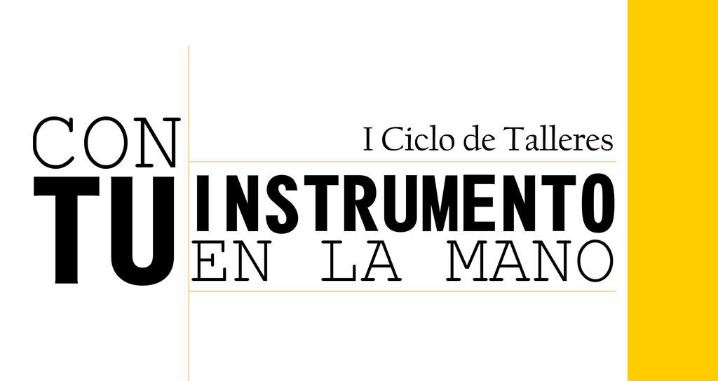 """I Ciclo de Talleres """"Cuartas, triadas y Música Popular"""""""