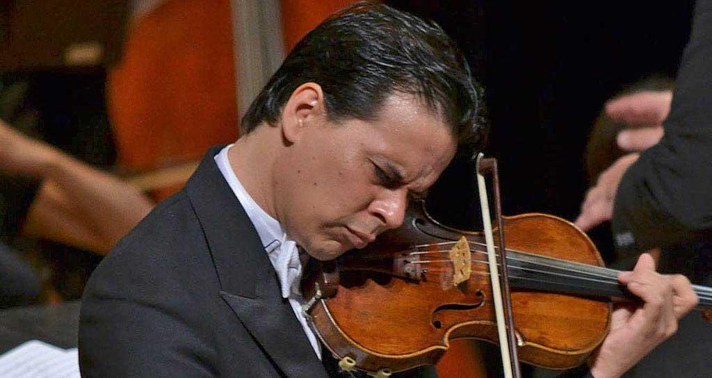 Iván Pérez desde Jalisco: Cómo interpretar a Paganini y no morir en el intento