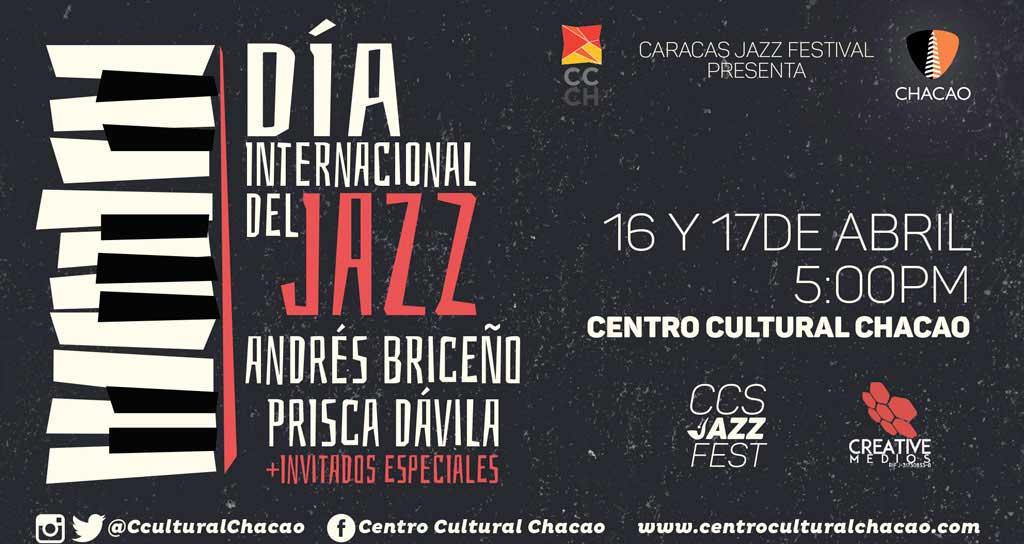 Caracas celebra el Día Internacional del Jazz