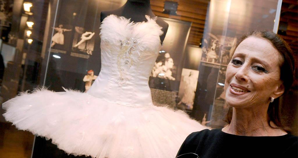 Murió la gran bailarina rusa Maya Plisetskaya