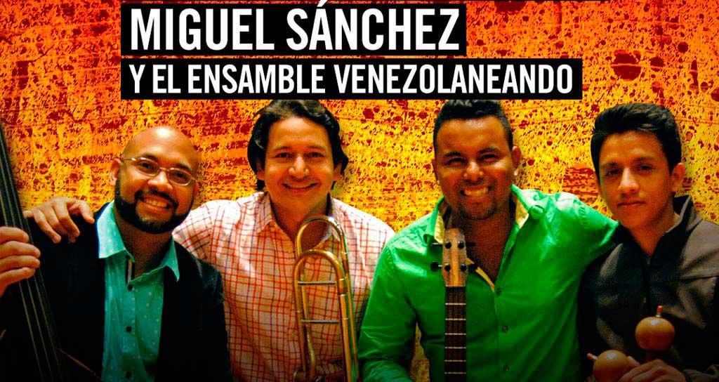 Miguel Sánchez enaltecerá el trombón en #NochesDeGuataca