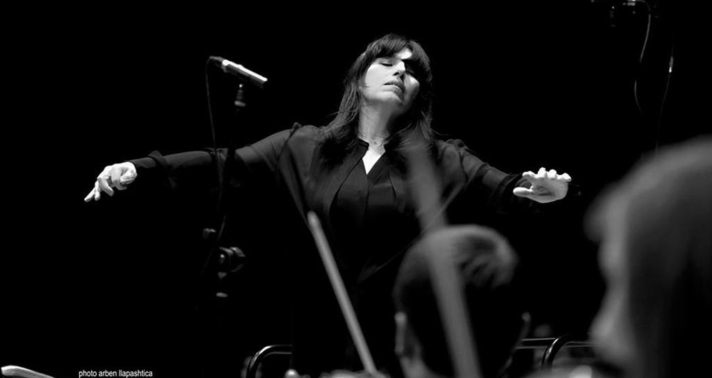 Nathalie Marín fue seleccionada como la nueva directora de la Orquesta Sinfónica de Salta