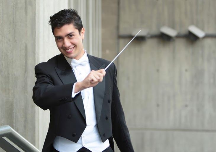 Rodolfo Barráez clausura Festival de Jóvenes Violinistas Falconianos 2016