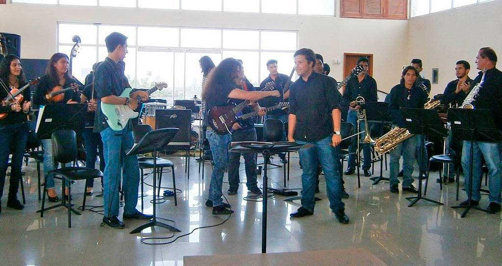 Orquesta de Rock Sinfónico Nueva Esparta celebra un año de consolidación