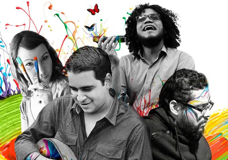Música y pintura se unen en #MelodíasIlustradas
