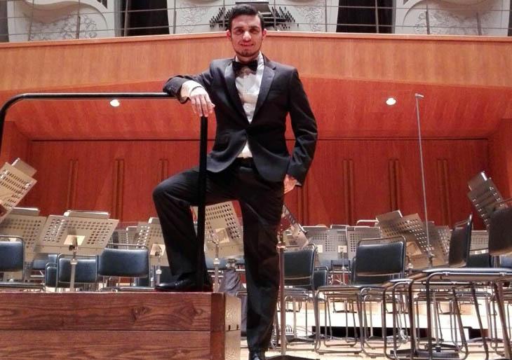 Carlos Bianculli dirige la Sinfónica Regional de Guanare
