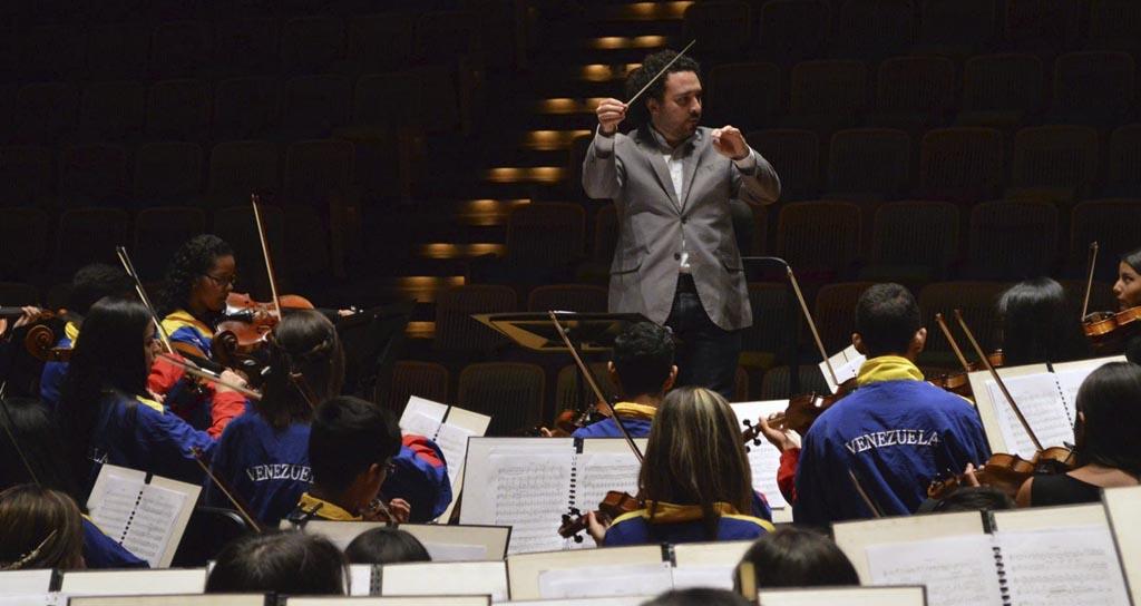 Gran concierto con 200 niños y jóvenes del Sistema de Orquestas se realizará este viernes